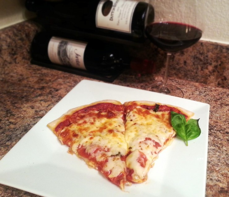 Pizza & Wine Night