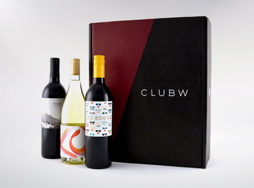 Club W: A Great Way to Discover New Wines