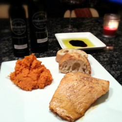 Maple & Brown Sugar Glazed Salmon